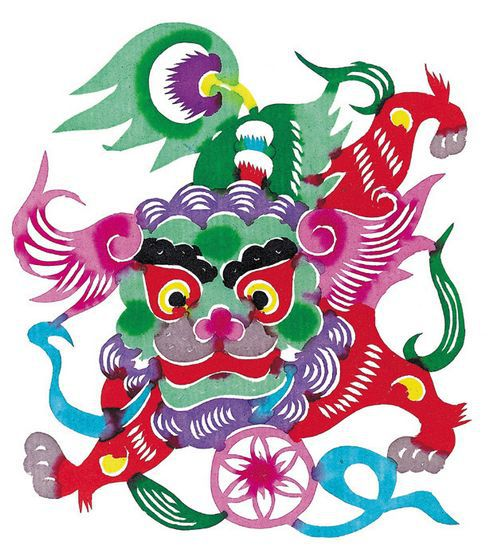 """年画(new year paintings)是中国画的一种,始于古代的""""门神画""""。清光绪年间,正式称为年画,是中国特有的一种绘画体裁,也是中国农村老百姓喜闻乐见的艺术形式。"""