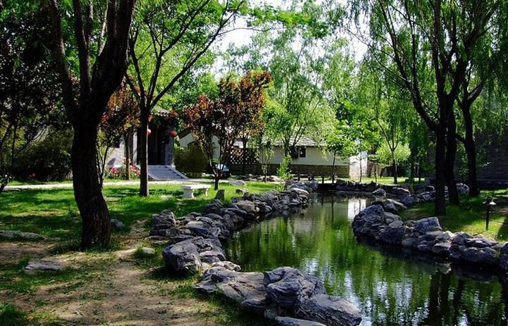 蟹岛绿色生态农庄